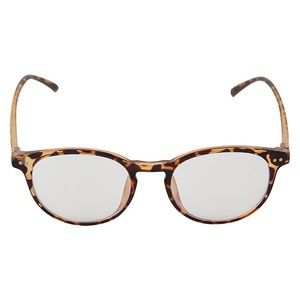 nectar Accessories - Nectar Brown Tortoise Roundeye Blue Light Blockers